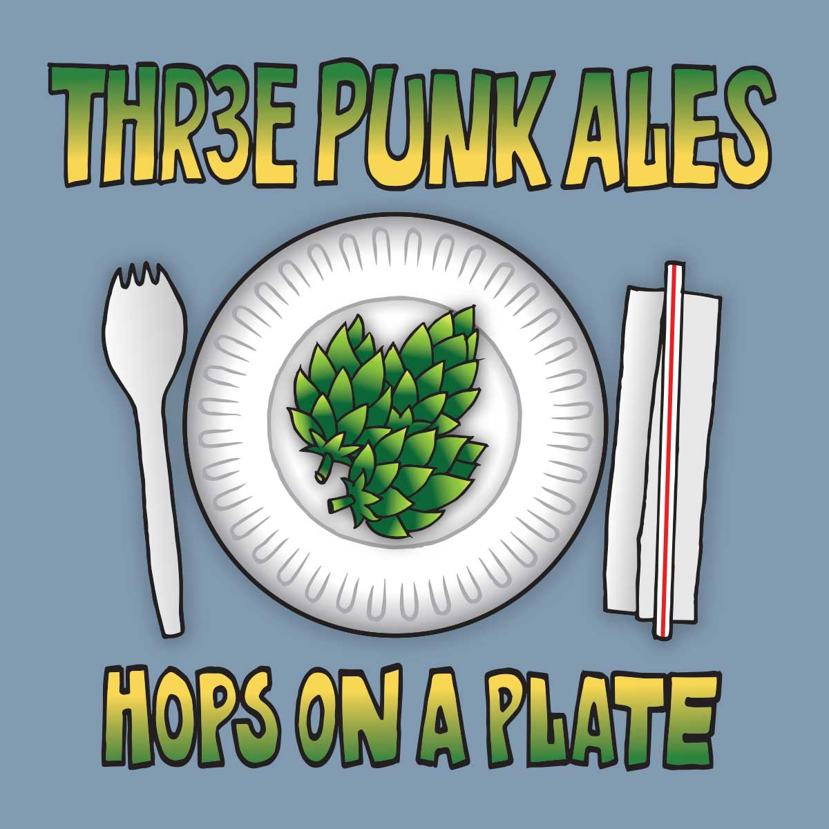 Hops on a Plate