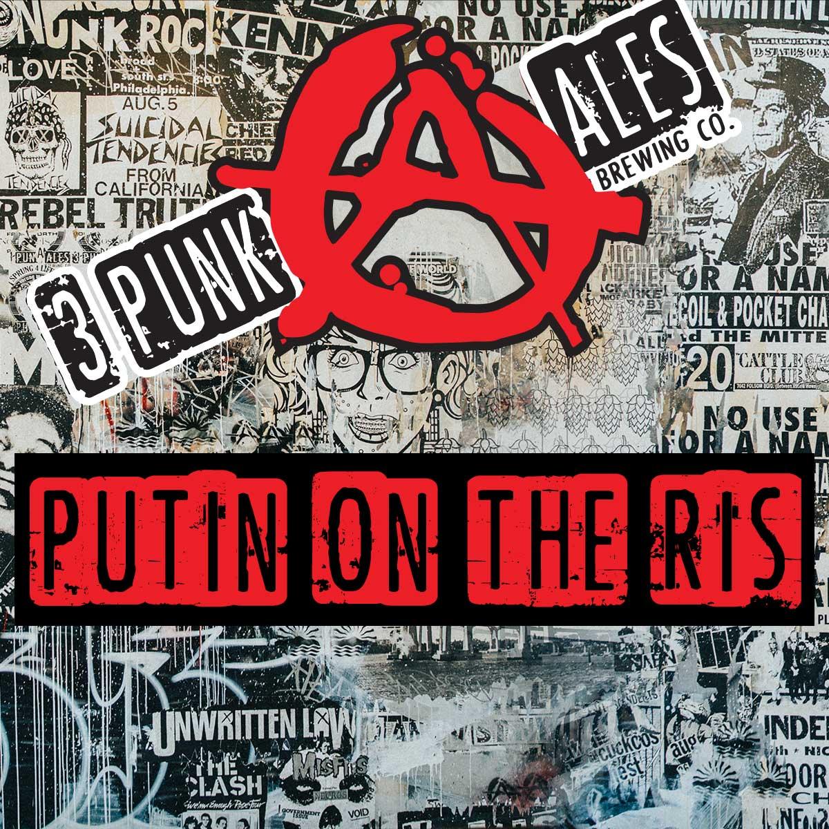 Putin on the Ris Logo